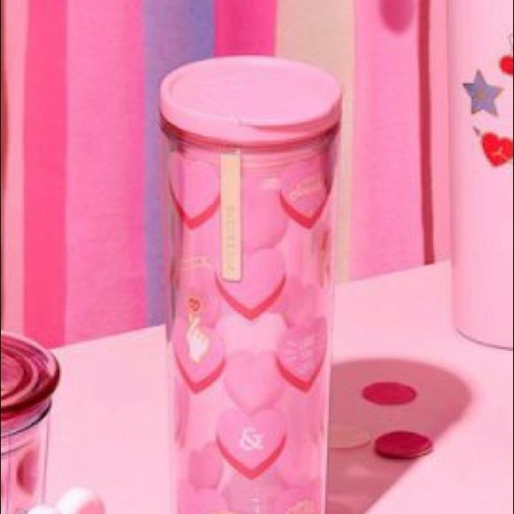 Rare pink Starbucks Tumbler